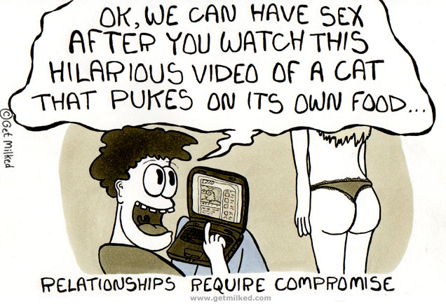 Relationships Require Compromise